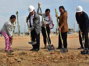25 hộ Thượng Thành Huế xây nhà, Chủ tịch tỉnh trực tiếp dự khởi công