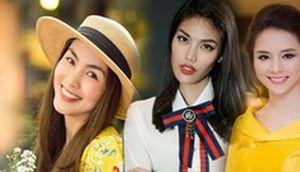 Những mỹ nhân Việt làm dâu gia tộc giàu có và bề thế