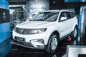 SUV động cơ tăng áp, giá hơn 500 triệu đồng, 'đe nẹt' Mazda CX-5 và Honda CR-V
