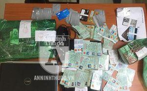 Nhiều hành khách thuê người làm giấy tờ giả để đi máy bay