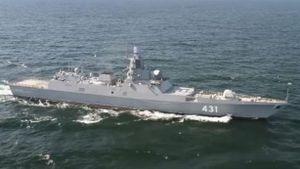 Hải quân Nga cắt giảm số lượng tàu chiến lớn