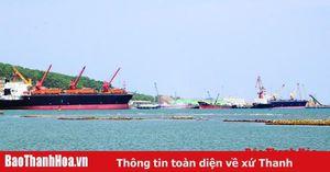 Đã có 34 chuyến tàu container quốc tế cập Cảng Nghi Sơn