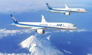 Hãng hàng không ANA chi 5 tỷ USD mua thêm 20 máy bay Boeing 787 Dreamliners