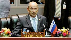 Ông Janez Jansa được đề cử làm Thủ tướng Slovenia