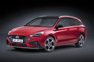 Hyundai i30 bản nâng cấp 2020 có thêm trang bị và công nghệ