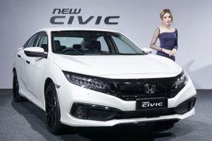 Honda Civic 2020 ra mắt: Động cơ tăng áp, giá gần 800 triệu đồng