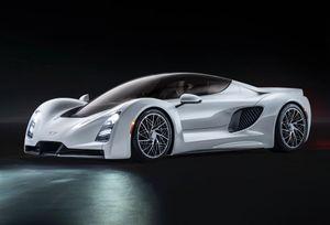 Vì sao siêu xe Czinger 21C tăng tốc nhanh hơn Koenigsegg Regera?