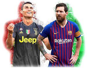 Messi 1002 - Ronaldo 1001