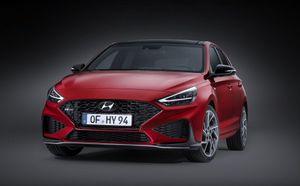 Hyundai i30 2020 'lột xác' từ trong ra ngoài