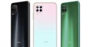Huawei P40 Lite trình làng với 4 camera 48MP, giá 7.5 triệu đồng