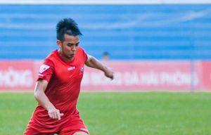 Hậu vệ SLNA Nguyễn Văn Đức chính thức khoác áo đội bóng hạng Nhất