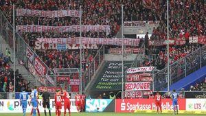 Ultra Bayern đã hủy hoại trận thắng đẹp mắt và danh tiếng Hùm xám