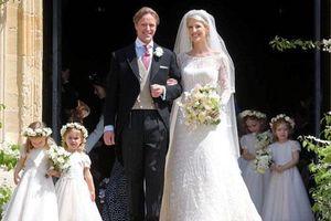 22 chiếc váy cưới hoàng gia nổi tiếng nhất thế giới từng gây 'bão truyền thông'