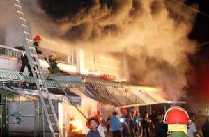 Điều tra vụ nữ sinh viên tử vong trong căn nhà 5 tầng bốc cháy