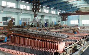 TKV đưa vào vận hành dự án luyện đồng Lào Cai trong quý 3