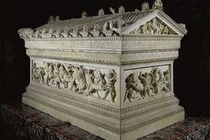 Bí ẩn cái chết của Alexander Đại đế