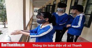 Thanh Hóa: 5 học sinh đang được theo dõi, cách ly tại gia đình
