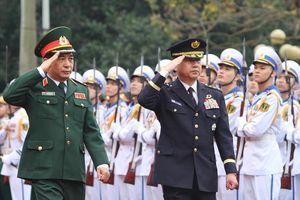 Việt Nam - Nhật Bản: Nghiên cứu chuyển giao công nghệ đóng tàu quân sự