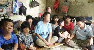 Cựu chiến binh Đỗ Trắc Lộc: Người cha đặc biệt của những đứa con đáng thương!