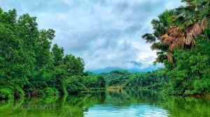 Ngao du đầm Vân Hội: Hạ Long thu nhỏ trên miền trung du