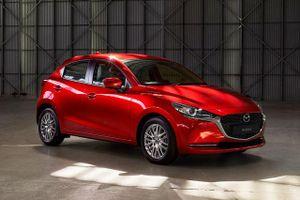 Mazda2 2020 ra mắt với giá 570 triệu đồng, cạnh tranh Hyundai Accent, Honda City
