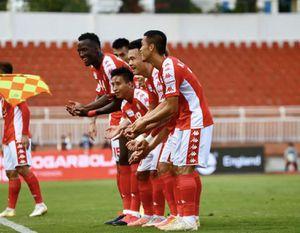 Giải mã pha ăn mừng 'vũ điệu ru con' của Công Phượng vào lưới Hà Nội FC