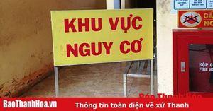 Bệnh viện Đa khoa huyện Thọ Xuân cách ly một hành khách đi máy bay về Thanh Hóa
