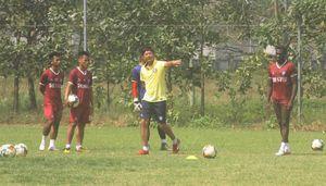 Đà Nẵng quyết tâm cải thiện thứ hạng ở V-League 2020