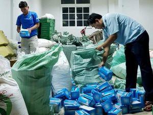 An Giang: Liên tiếp bắt giữ hai vụ xuất lậu khẩu trang y tế sang Campuchia