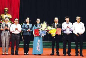 Hà Nội, Bắc Ninh, Hải Dương điều động, bổ nhiệm nhân sự, lãnh đạo mới