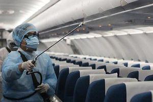 Tìm được 6 hành khách cùng chuyến bay có người Nhật nhiễm COVID-19