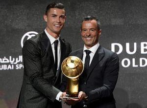 Người đại diện của Ronaldo bị điều tra do dính nghi án trốn thuế