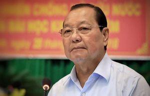 Vụ Thủ Thiêm: Đề nghị xử lý kỷ luật nguyên Bí thư Thành ủy TP.HCM Lê Thanh Hải