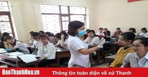 Phòng, chống Covid-19: 11 giáo viên, nhân viên và học sinh Thanh Hóa đang được cách ly, theo dõi