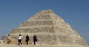 Kim tự tháp cổ xưa nhất trên thế giới được mở cửa trở lại sau 14 năm