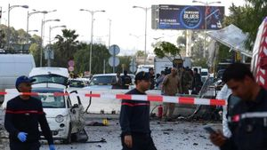 Đánh bom tự sát gần Đại sứ quán Mỹ ở Tunisia