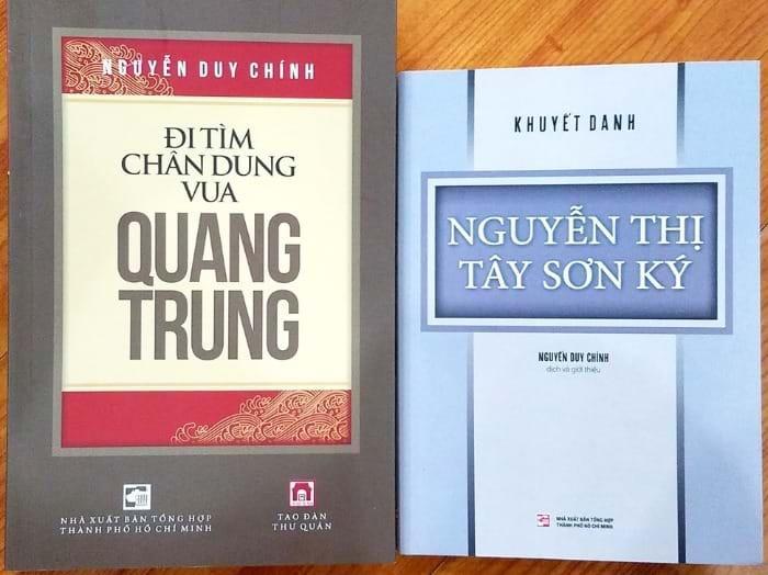 Nhà nghiên cứu Nguyễn Duy Chính: Tìm sự thật chứ không tìm sự khen chê