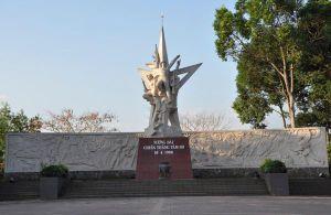 Khu căn cứ rừng Bàu Sen, hậu phương vững chắc của quân và nhân dân ta