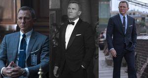 Quý ông James Bond tiếp tục 'bóp nghẹt' trái tim chị em trong trang phục Tom Ford