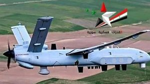 Syria bắn hạ UAV đắt nhất,hiếm nhất và duy nhất của Ankara