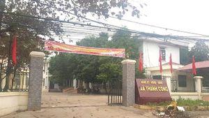 Bất thường hồ sơ quyền Chủ tịch xã Thành Công (Thái Nguyên): Tốt nghiệp THPT trước THCS?