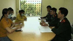 Xử phạt 4 người xuyên tạc thông tin về cô gái nhiễm Covid-19 ở Hà Nội