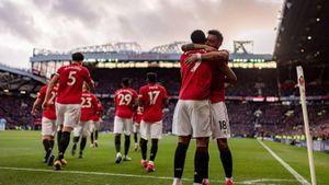 Bruno kiến tạo - Martial ghi bàn, MU thắng thuyết phục 2-0 trước Man City