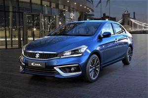 Suzuki Ciaz 2020 ra mắt Thái Lan - nâng cấp nhẹ nhưng vẫn mờ nhạt