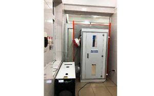 Quảng Ninh thiết lập phòng cách ly áp suất âm tiêu chuẩn quốc tế