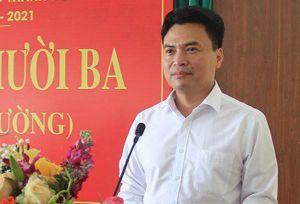 Thành phố Thanh Hóa có chủ tịch mới