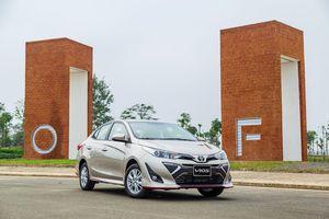 Toyota Vios 'lật ngược tình thế', trở lại ăn khách nhất thị trường Việt Nam