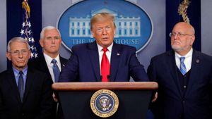 TT Trump chưa xét nghiệm Covid-19 dù tiếp xúc hai nghị sĩ đã cách ly