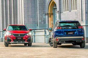 Bảng giá xe Peugeot tháng 3/2020: Cao nhất 2,249 tỷ đồng