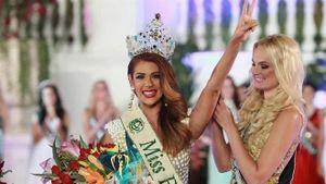 Hoa hậu Trái đất từng nghiện ma túy, không muốn đăng quang cuộc thi